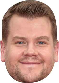 James Corden Tv Stars Face Mask