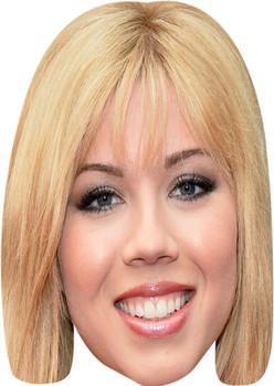 Jenette Mccurdy Tv Stars Face Mask