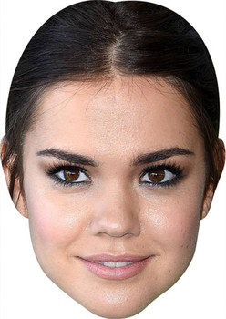 Maia Mitchell Tv Stars Face Mask