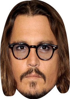 Johnny Depp 2016 New Tv Stars Face Mask