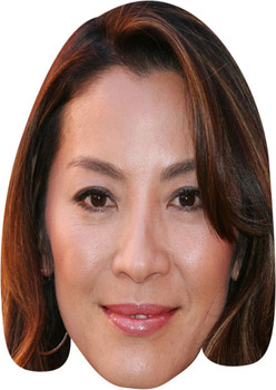 Michelle Yeoh  Tv Stars Face Mask