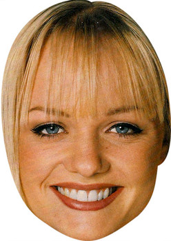 Baby Spice 2 Tv Stars Face Mask