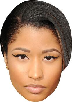 Nicki Minaj Tv Stars Face Mask
