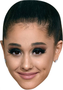 Ariana Grande  Music Stars Face Mask