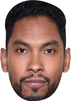 Miguel Fiance Music Stars Face Mask