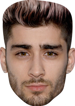 Zayn Malik Music Stars Face Mask
