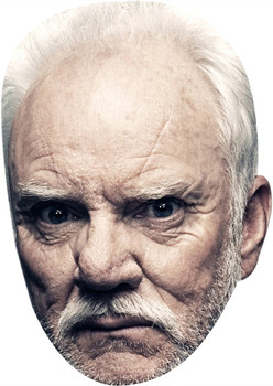 Malcolm Mcdowell 03 Celebrity Face Mask Party Mask