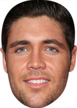 Tom Pearce  Celebrity Face Mask  Party Mask