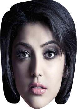 Kajal Agarwal 2017 Bollywood Face Mask