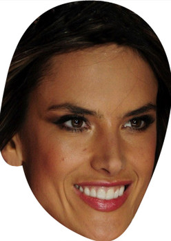 Alessandra MH 2017 Celebrity Face Mask