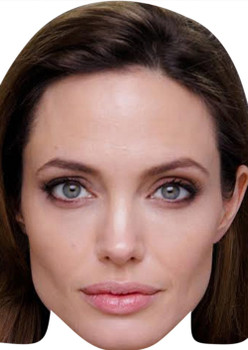Angelina Jolie MH 2017 Celebrity Face Mask