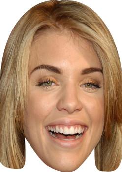 Annalynne Mccord MH 2017 Celebrity Face Mask