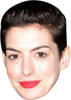 Anne Hathaway MH (2) 2017 Celebrity Face Mask