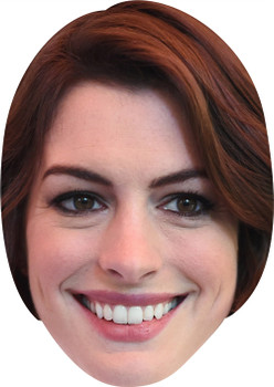 Anne Hathaway MH (3) 2017 Celebrity Face Mask
