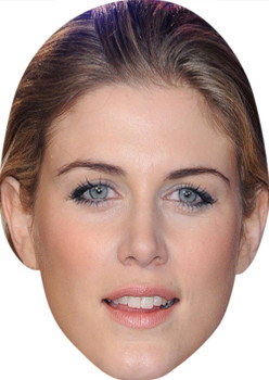 Ashley James MH 2017 Celebrity Face Mask