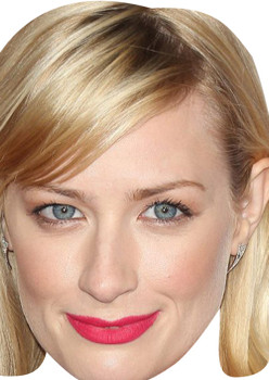 Beth Behrs MH 2017 Celebrity Face Mask