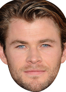 Chris Hemsworth Celebrity Face Mask