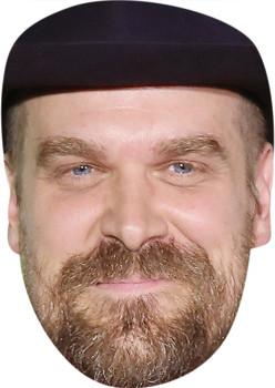David Harbour MH 2017 Celebrity Face Mask