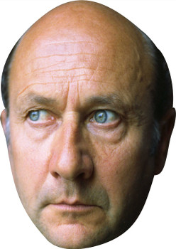 Donald Pleasence MH 2017 Celebrity Face Mask