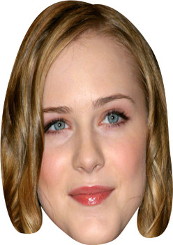 Evan Rachel Wood Celebrity Face Mask