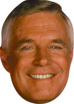 Hannibal Smith A Team Celebrity Face Mask