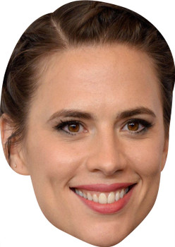 Hayley Atwell MH (3) 2017 Celebrity Face Mask