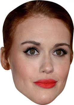 Holland Roden MH 2017 Celebrity Face Mask