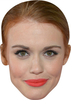 Holland Roden MH (2) 2017 Celebrity Face Mask