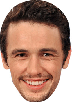 James Franco MH 2017 Celebrity Face Mask