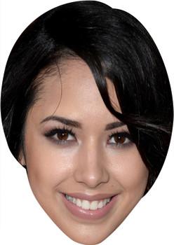 Jasmine Villegas MH 2017 Celebrity Face Mask