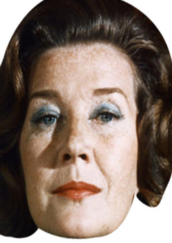 Lois Maxwell Celebrity Face Mask