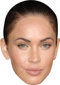 Megan Fox MH 2017 Celebrity Face Mask