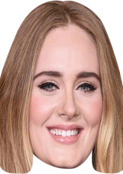 Adele 2 MH 2017 Music Celebrity Face Mask