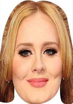 Adele MH 2017 Music Celebrity Face Mask