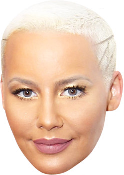 Amber Rose MH 2017 Music Celebrity Face Mask