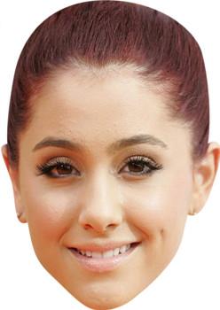 Ariana Grande MH 2017 Music Celebrity Face Mask