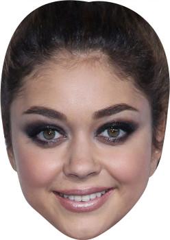 Sarah Hyland MH 2017 Celebrity Face Mask