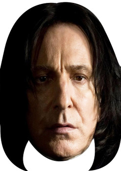 Snape Celebrity Face Mask