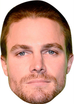 Stephen Amell MH 2017 Celebrity Face Mask