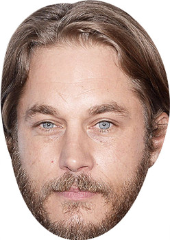 Travis Fimmel MH 2017 Celebrity Face Mask