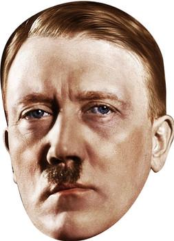 Adolf Hitler Colour 2017 Face Mask