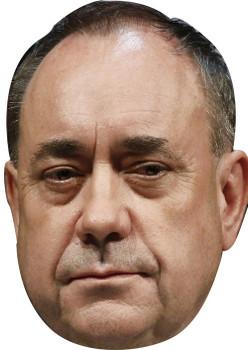 Alex Salmond1 New 2017 Face Mask