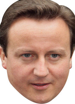 David Cameron (2) New 2017 Face Mask