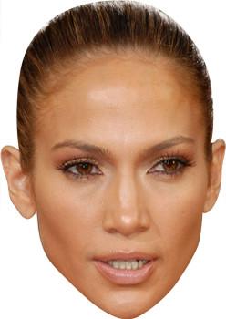 Jennifer Lopez MH 2017 Music Celebrity Face Mask