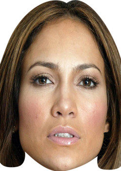 Jennifer Lopez MH (2) 2017 Music Celebrity Face Mask