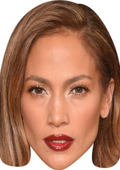 Jennifer Lopez Mh(4) 2017 Music Celebrity Face Mask