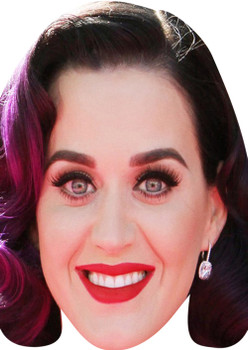Katy Perry MH (2) 2017 Music Celebrity Face Mask