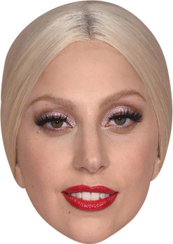 Lady Gaga MH 2017 Music Celebrity Face Mask
