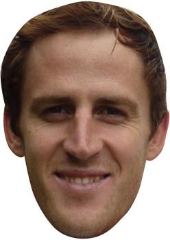 Nick Woodbridg 2017 Sports Celebrity Face Mask
