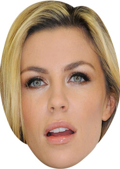 Abigail Clancy MH 2017 Tv Celebrity Face Mask